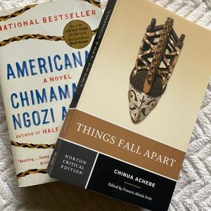 African Authors Americanah and Things Fall ..
